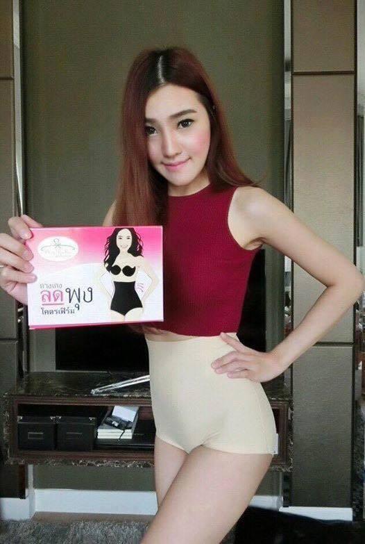 รูปภาพที่1 ของสินค้า : กางเกงลดพุง โคตรเฟิร์ม Angel Bra Bra สีเนื้อ
