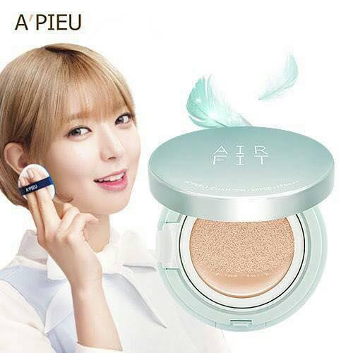 APIEU Air Fit Cushion SPF50+/PA+++ 13g. เบอร์ 21