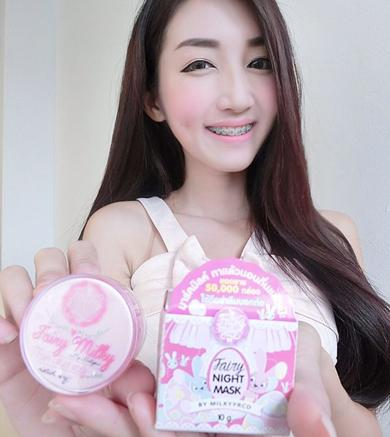 Fairy Milky By Milkyyrcd Night Mask 10g