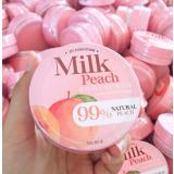 Milk Peach Bodyscrub BY FONN FONN สครับพีช