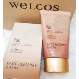 Welcos No Makeup Face BB Whitening SPF30PA++ แบบหลอด 50 ml